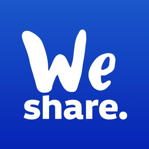 WeShare Carsharing-SocialPeta