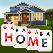 Solitaire Home - Dream Story-SocialPeta