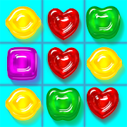 Gummy Drop! – Free Match 3 Puzzle Game-SocialPeta