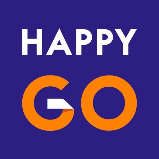 HAPPY GO-SocialPeta
