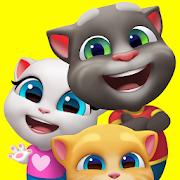 My Talking Tom Friends-SocialPeta