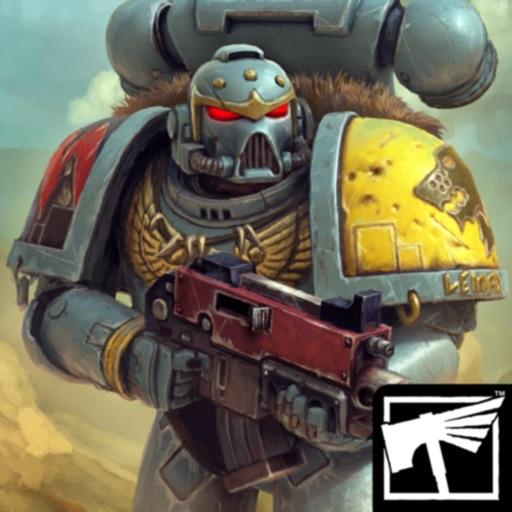 Warhammer 40,000: Space Wolf-SocialPeta