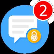 Privacy Messenger - Private SMS messages, Call app-SocialPeta