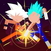 Super Dragon Stickman Battle - Warriors Fight-SocialPeta