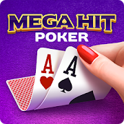 Mega Hit Poker: Texas Holdem massive tournament-SocialPeta
