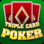 Triple Card Poker-SocialPeta