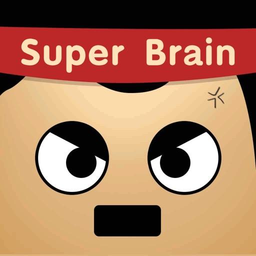 Super Brain - Funny Puzzle-SocialPeta