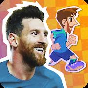 Messi Tap and Score-SocialPeta