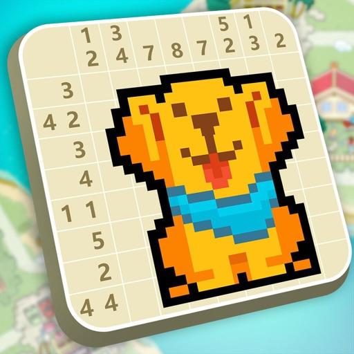 Pixel Cross™-ノノグラムパズルゲーム-SocialPeta