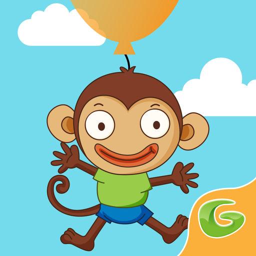 猴子气球救援-SocialPeta