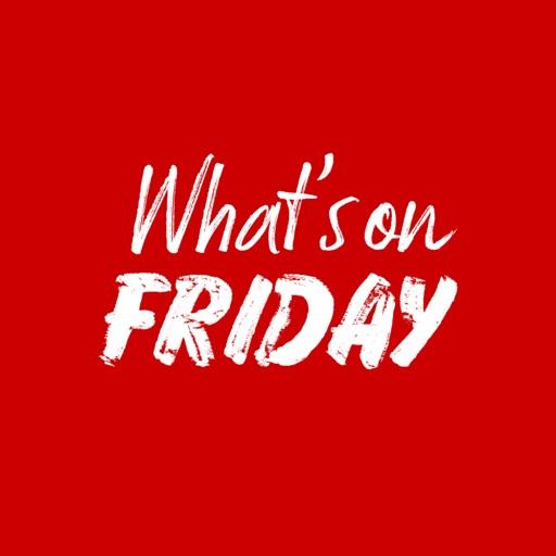 What's On Friday-SocialPeta