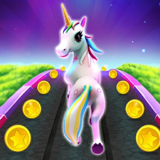 Unicorn Runner 2020- Pony Run-SocialPeta