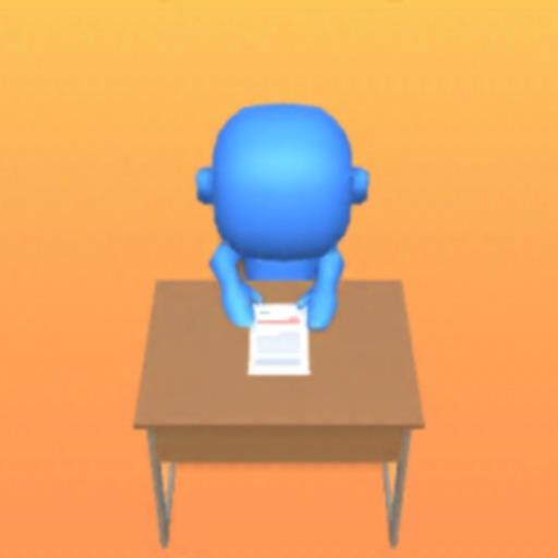 School Kid 3D-SocialPeta