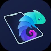 Chameleon Wallpaper: 3D Wallpaper Background-SocialPeta