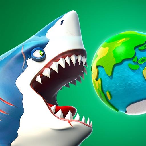 Hungry Shark World-SocialPeta