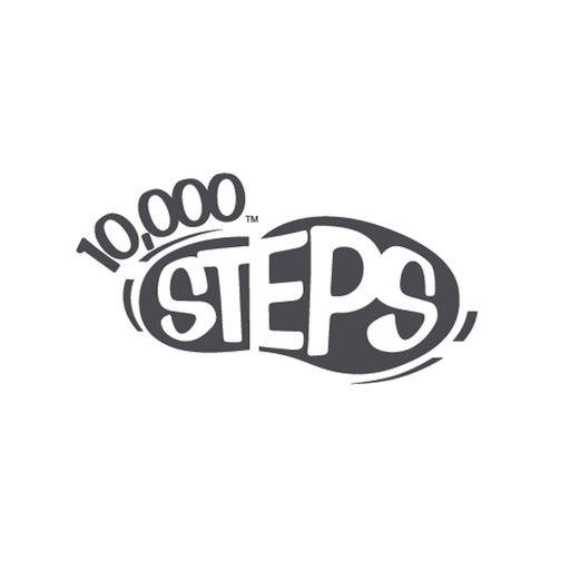 10,000 Steps-SocialPeta