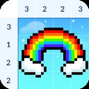 Nonogram Puzzles - Jigsaw Cross-SocialPeta