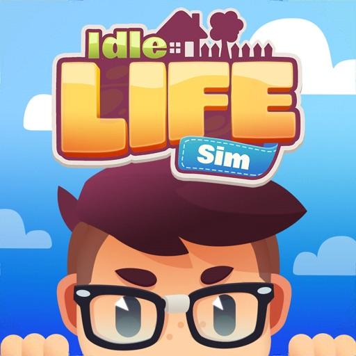 Idle Life Sim - Simulator Game-SocialPeta