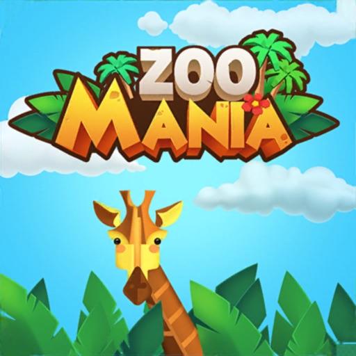 Zoo Mania - Tiles Matching-SocialPeta