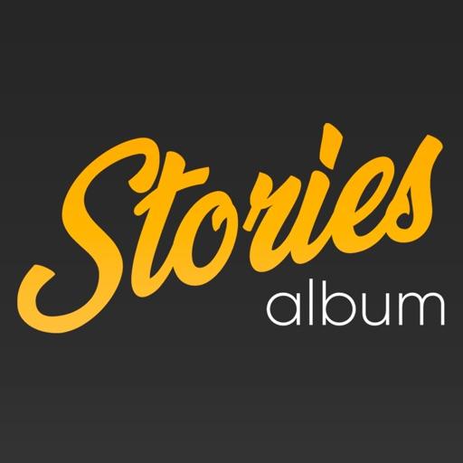 Stories Album — AR фото-SocialPeta