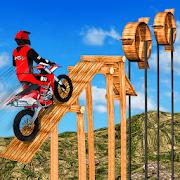 Crazy Bike Tricky Stunt Master-SocialPeta