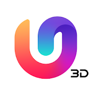 U Launcher 3D – Live Wallpaper, Free Themes, Speed-SocialPeta