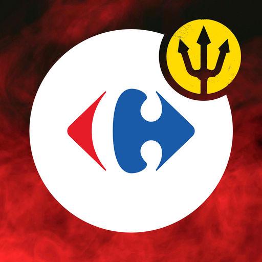 Carrefour #RedTogether-SocialPeta