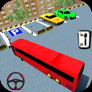 Modern Bus Parking 3D : Bus Games Simulator-SocialPeta