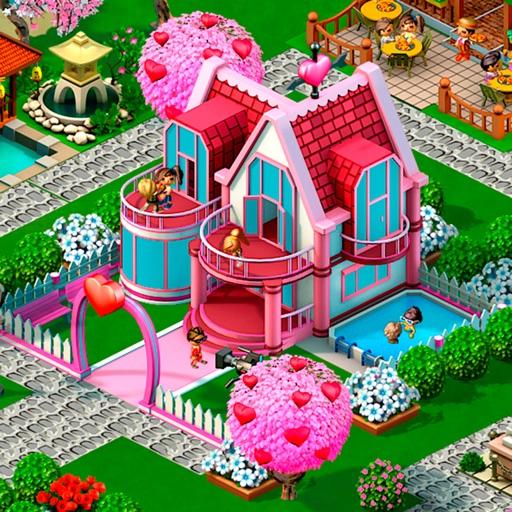 SuperCity: Farm To City Sim-SocialPeta