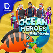 Ocean Heroes : Make Ocean Plastic Free-SocialPeta