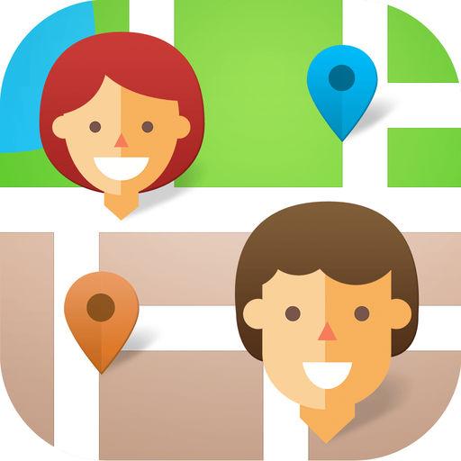 Family Locator and GPS Tracker-SocialPeta