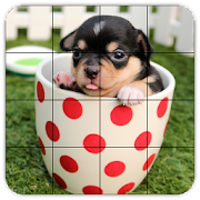 Tile Puzzles · Baby Animals-SocialPeta