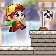 Super Jin Run : New Adventure 2020-SocialPeta