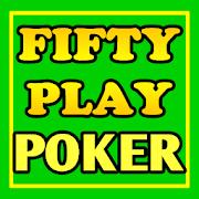 Fifty Play Poker - Free!-SocialPeta