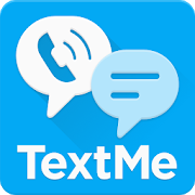 Text Me: Text Free, Call Free, Second Phone Number-SocialPeta