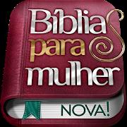 Bíblia Para Mulher - Feminina com Áudio MP3-SocialPeta