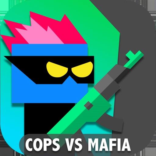 警察先生VS. 黑手党 (Cops VS. Mafia)-SocialPeta