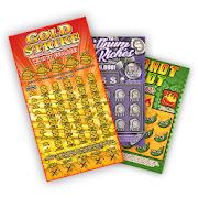 Lucky Lottery Scratchers-SocialPeta