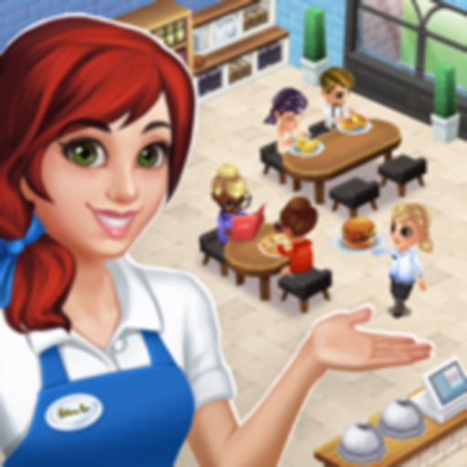 Food Street - Restaurant Game-SocialPeta