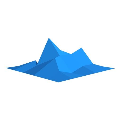 Relief Maps-SocialPeta