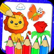 Drawing and Coloring Book Game-SocialPeta