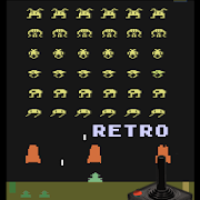 Classic Invaders - Retro 70s Space Shooter-SocialPeta