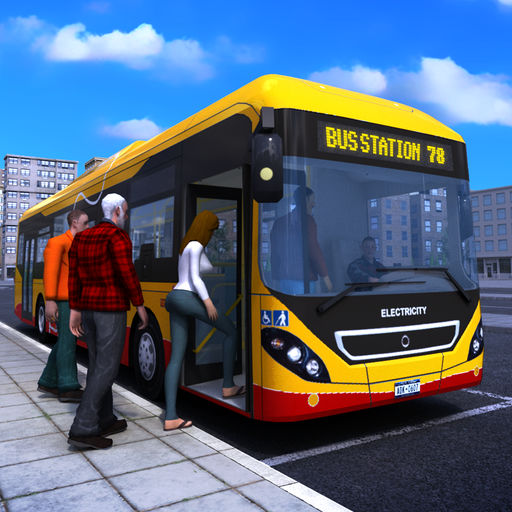 Bus Simulator PRO 2017-SocialPeta