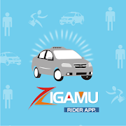Zigamu Rider App-SocialPeta