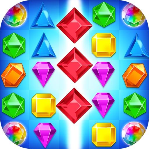 Jewel Match King-SocialPeta