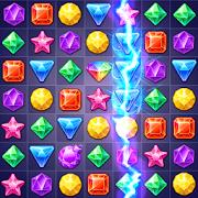 Jewels Track - Match 3 Puzzle-SocialPeta