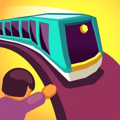 Train Taxi-SocialPeta