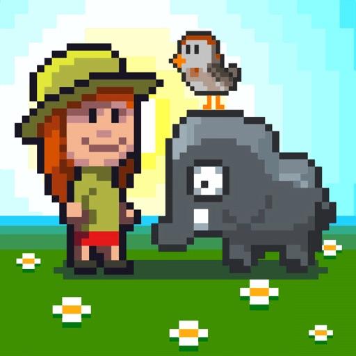 Happy Safari-SocialPeta