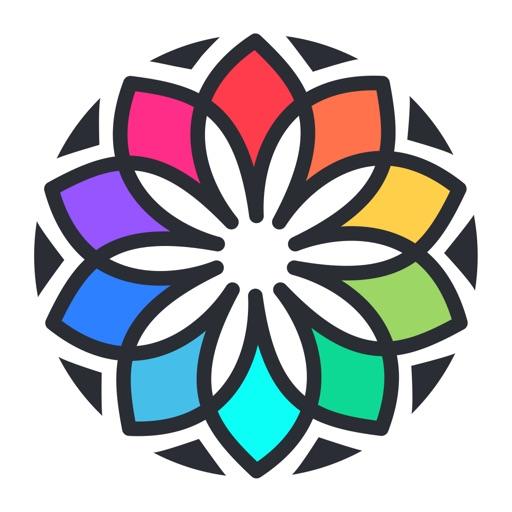 Colouring Book for Me-SocialPeta