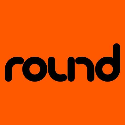 ROUND APP-SocialPeta